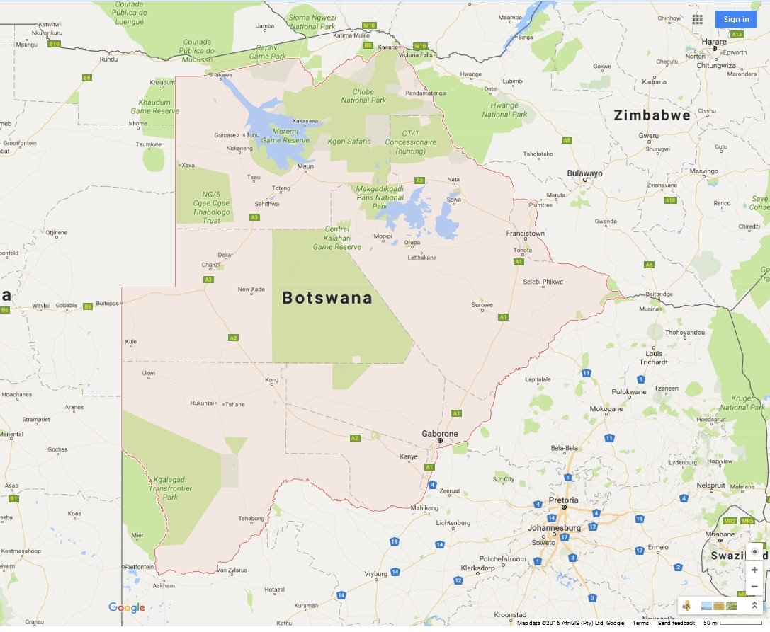 the extent to which botswana is The botswana-namibian boundary dispute in the caprivi:to what extent does botswana's arms procurement program represent a drift towards military confrontation in the region.