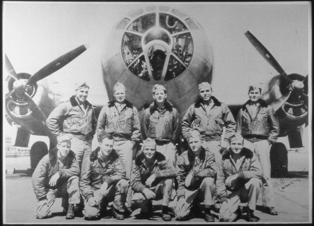 Ralph E Miller Crew 1